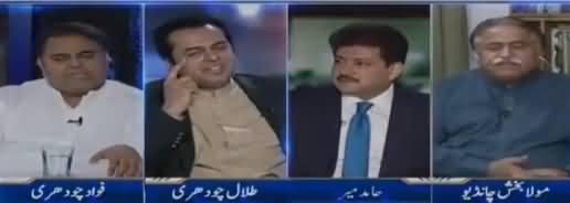 Capital Talk (Sita White Case Against Imran Khan) - 19th June 2018
