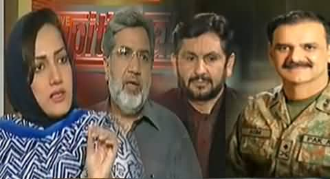 Capital Talk SPECIAL (Attack on Hamid Mir and ISI Involvement) – 19th April 2014