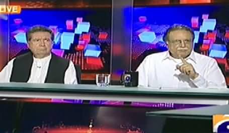 Capital Talk Special (Current Political Situation of Pakistan) – 9th August 2014