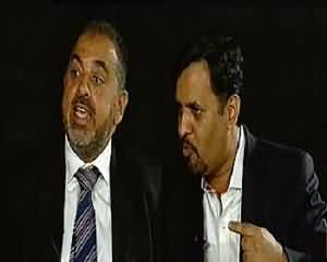 Capital Talk Special From London with Lord Nazir and Mustafa Kamal and Nauman Javed on Altaf Hussain