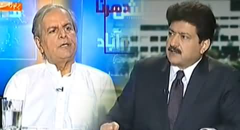 Capital Talk SPECIAL (Javed Hashmi Exclusive Interview with Hamid Mir) - 2nd September 2014