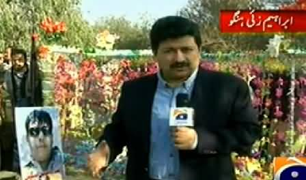 Capital Talk (Special Program From Hangu) - 6th January 2015