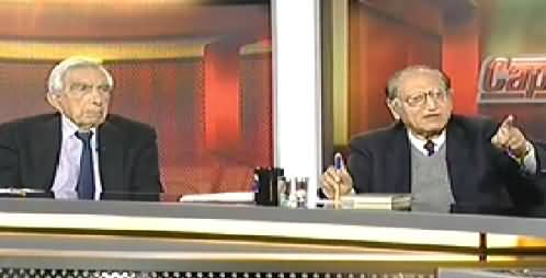 Capital Talk (Special Program on the Fall of Dhaka: Pakistan Kyun Tota?) – 16th December 2013