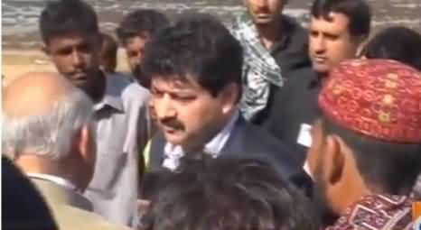 Capital Talk (Special Show From Gwadar) - 22nd December 2016