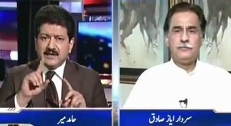 Capital Talk (Special Talk with Ayaz Sadiq) – 24th August 2015