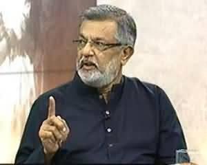 Capital Talk (Special Transmission on Karachi Operation) – 4th September 2013