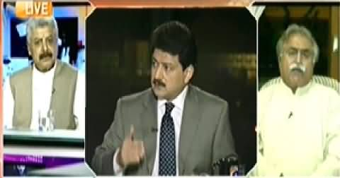 Capital Talk (Special Transmission on Long March) – 13th August 2014