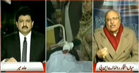 Capital Talk (Special Transmission on Peshawar Incident) 7PM to 8PM – 16th December 2014