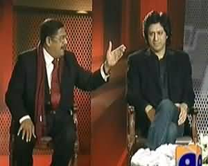 Capital talk (Taleem Ke Nisab Mein Changing Kyun?) – 19th February 2014