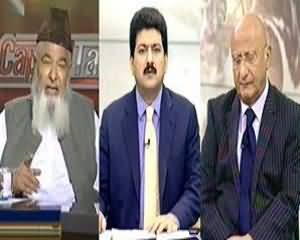 Capital Talk (Talibaan Ka Kon Sa Group Muzakraat Chahta Hai Kon Sa Nahi Chahta) - 16th September 2013