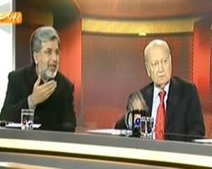 Capital Talk (Taliban Kya Mutalibat Paish Karein Ge?) - 3rd February 2014