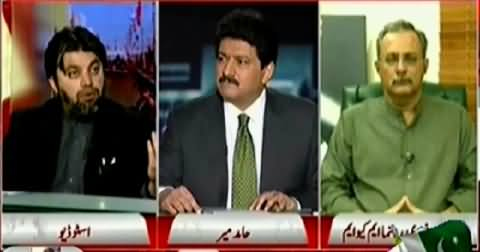 Capital Talk (Target Killing Decreased After Raid on 90) – 19th March 2015
