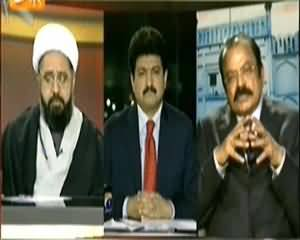 Capital Talk (Terrorism Can Be Eliminated, If Ulemahs Play Their Role) - 18th December 2013