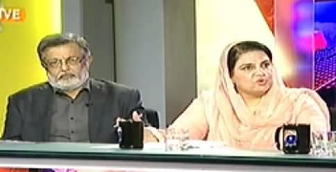 Capital Talk (Third Suicide Attack on Maulana Fazal ur Rehman) – 23rd October 2014