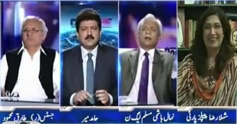 Capital Talk (Threat For Pakistan, Corruption Or Terrorism?) – 21st September 2015