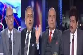 Capital Talk (Trump Ki Pakistan Ko Dhamkian) – 1st January 2018