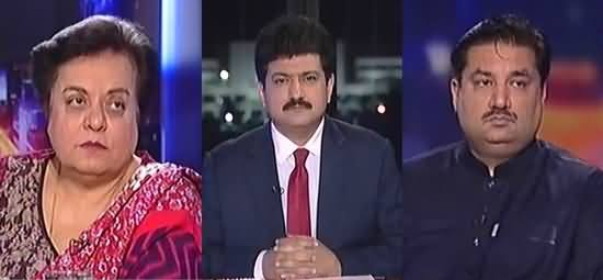 Capital Talk (Trump or Hilary, Who Is Better For Pakistan) - 8th November 2016