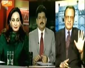 Capital Talk (USA Aafia Siddiqui Ke Badle Dr Shakeel Afridi Ki Rihai Chahta Hai) - 23rd October 2013