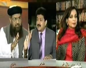 Capital Talk (USA Taliban Se Muzakraat Karsakta Hai To Pakistan Se Kyun Nahi) - 12 September 2013
