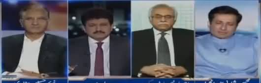 Capital Talk (Vote Ko Izzat Do Ka Nara) - 17th April 2018