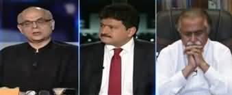 Capital Talk (Wafaq Aur Sindh Aamne Samne) - 13th April 2020