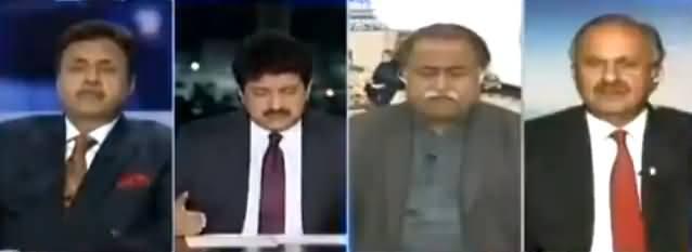 Capital talk (Was Khawaja Saad Rafique Statement Irresponsible) - 28th December 2017