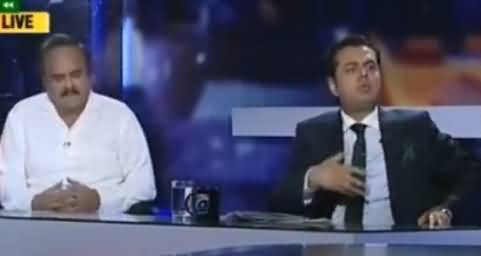 Capital Talk (Wazir e Azam Ke Istefe Ka Mutalba) - 2nd May 2016