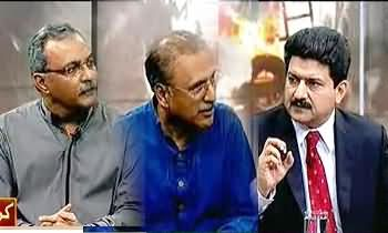 Capital Talk (Pakistan Naval Intelligence Scandal, PM APC, Karachi Black Money) - 3rd September 2013