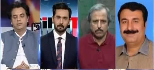 Capital Talk (Wazir e Azam Ko Opposition Per Taras Aane Laga) - 1st June 2021