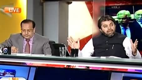 Capital Talk (What is Jamat e Islami Role in NA-246 By-Election) – 8th April 2015