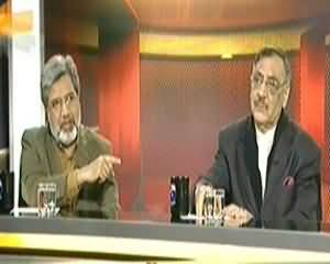 Capital Talk (What is the Future of Dialogue with Taliban) – 20th February 2014