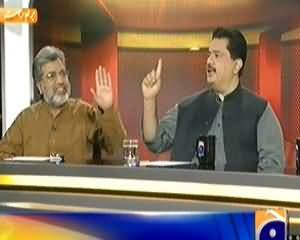 Capital Talk (What is the Inside Story of Govt Taliban Peace Talks?) - 26th March 2014