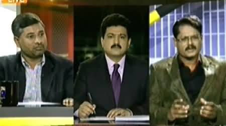 Capital Talk (What is the Purpose of Taliban To Target the Media Persons) - 20th January 2014