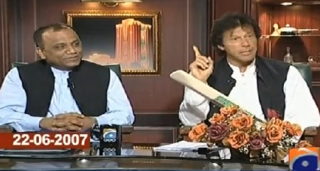 Capital Talk (What Should Be Media's Role in PTI vs MQM Fight) - 10th February 2015