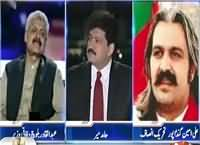 Capital Talk (When IDPs Will Go Home?) – 19th October 2015