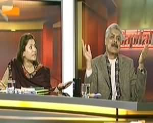 Capital Talk (When Nawaz Sharif Announce Something Important About Taliban?) – 27th January 2014