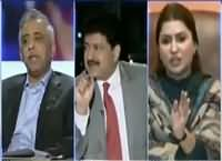 Capital Talk (Who Is Doing Politics on PIA Issue) – 8th February 2016
