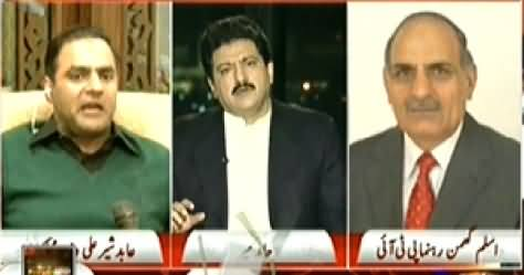 Capital Talk (Who is Responsible For Violence in Faisalabad) – 8th December 2014