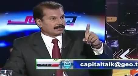 Capital Talk (Who is Trying To Involve Army Into Politics) – 22nd September 2015