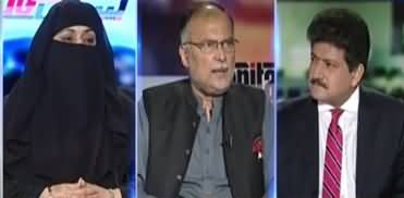 Capital Talk (Who Threw Stones At Maryam's Car) - 11th August 2020