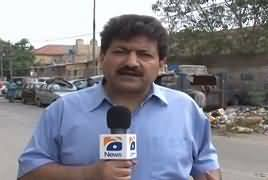Capital Talk (Who Will Clean Garbage of Karachi?) – 3rd August 2019