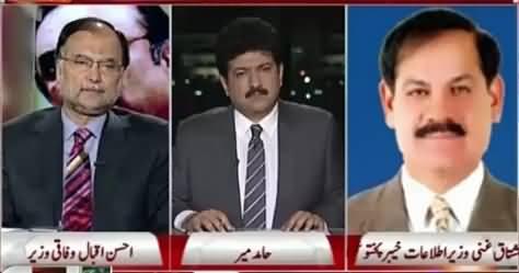 Capital Talk (Why Asif Zardari Spoke Against Army?) – 16th June 2015