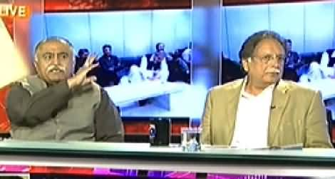 Capital Talk (Why Ayaz Sadiq is Not Accepting PTI Resignations) - 29th October 2014