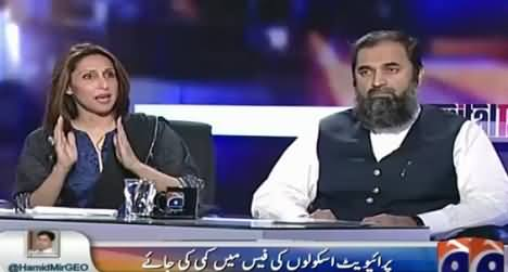 Capital Talk (Why Govt Didn't Fulfill Its Promises?)– 17th September 2015