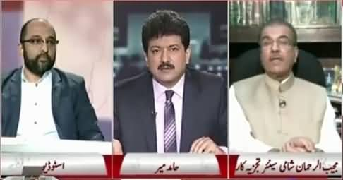 Capital Talk (Why Govt Was Not Prepared For Floods?) – 22nd July 2015