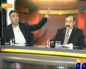 Capital talk (Why Our Security Agencies Failed to Stop Islamabad Attack?) – 4th March 2014