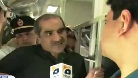 Capital Talk (Why Pakistan Railways Facing Difficulties?) – 30th June 2015