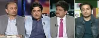 Capital Talk (Why Pervez Elahi Supported Tableeghi Jamat?) - 1st April 2020