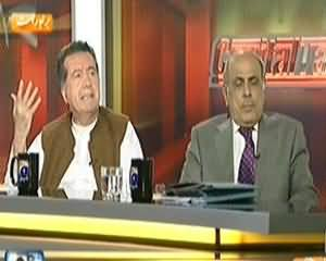Capital Talk (Why Prime Minister is Not Going to Senate) – 14th April 2014
