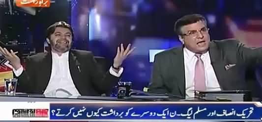 Capital Talk (Daniyal Azizi Old Statements About Nawaz Sharif) – 20th October 2015